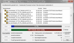 quixkpar-files-controleren