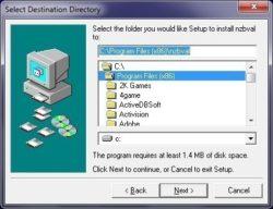 nzb validator locatie installeren