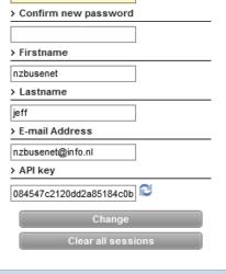 spotweb newnab api key