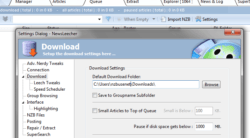 Newsleecher-download-folder