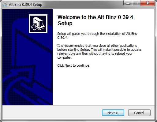 Altz.bin-setup