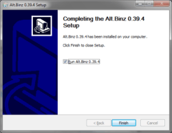 altz-binz-ready install alt binz