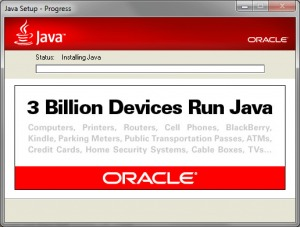 java-installing