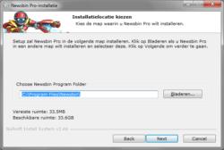 newsbin-pro-install-folder
