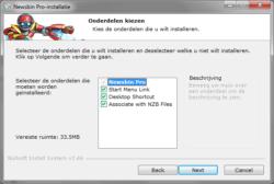 newsbin-pro-installeren