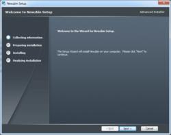 NewzBin-install