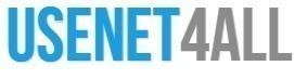 usenet4all logo