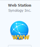 Web-station-synology