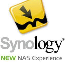 mylar logo synology