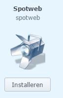 spot-web-installeren-synology