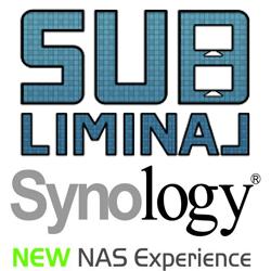 subliminal logo synology