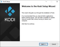kodi-installeren