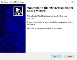 win32-diskimage-installatie