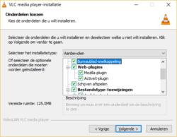 vlc-plugins-installatie