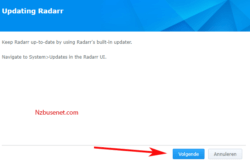 radarr-installeren-updaten