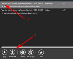 handmatig download sublight ondertiteling