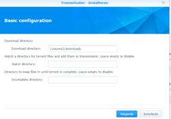 torrent-transmission-dsm6-installeren