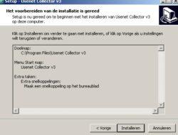 Usenet collector installeren windows computer