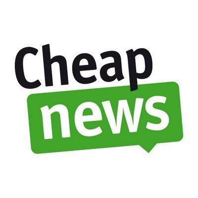 cheap news logo