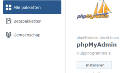 php admin synologyPNG