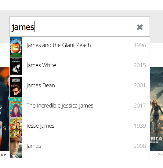 find couchpotato movies