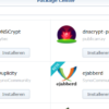 Emby installeren synology