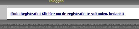Extremetorrents registratie